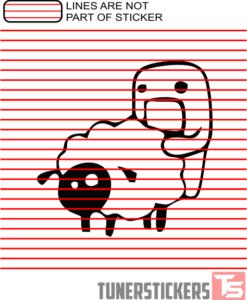 Domo Sheep