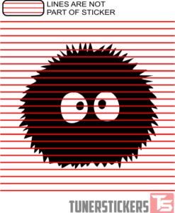 Soot Ball Monster
