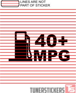 40 Plus MPG