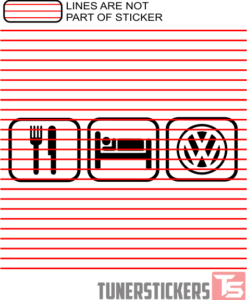 Eat Sleep Volkswagen