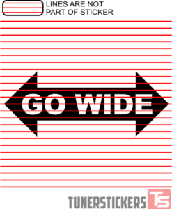 Go Wide