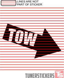 Tow Sideways
