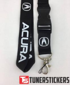 Acura Logo Lanyard Key Chain