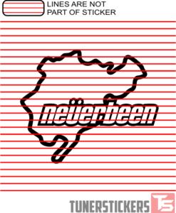 Neverbeen Nurburgring