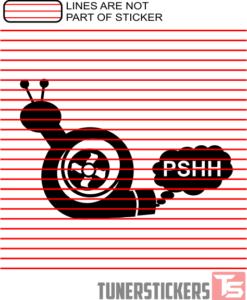 Turbo Snail Pshh