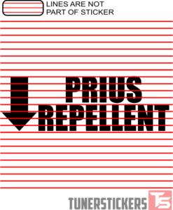 Prius Repellent