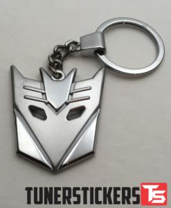 Transformers Decepticons Keychain