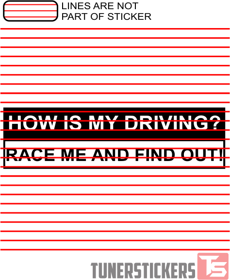 Race Me Tuner >> How Is My Driving Race Me And Find Out