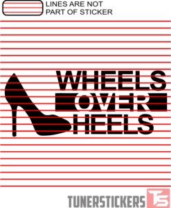 Wheels over Heels