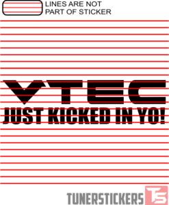 VTEC Just Kicked In Yo