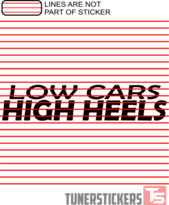 Low Cars High Heels