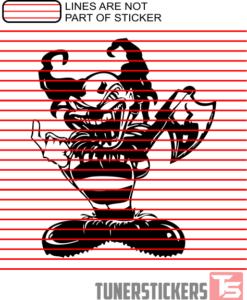 clown-decal