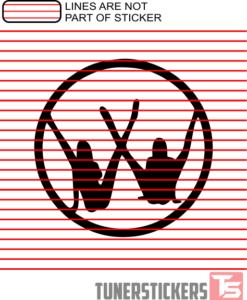 volkswagen-girls-logo-sticker-decal